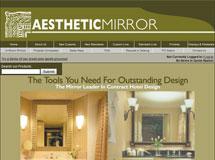 aesthetic-mirror-website
